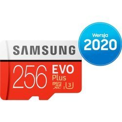 Samsung EVO Plus 2020 256 GB