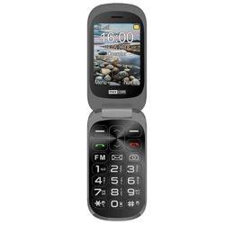 Telefon MaxCom Comfort MM825 czarno-srebrny