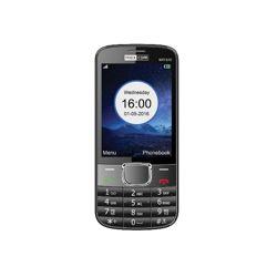 Telefon MaxCom MM320 Classic czarny