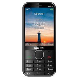 Telefon MaxCom MM330 3G Classic czarny