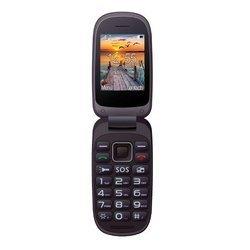 Telefon MaxCom MM818 czarno - czerwony