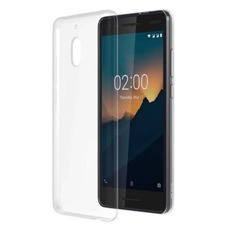 Etui Case CC-120 do Nokia 2.1 przezroczyste