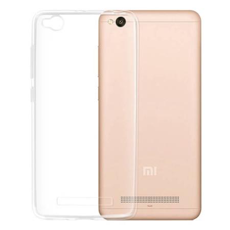 Etui Case Celly Gelskin do Xiaomi Redmi 4A przezroczyste