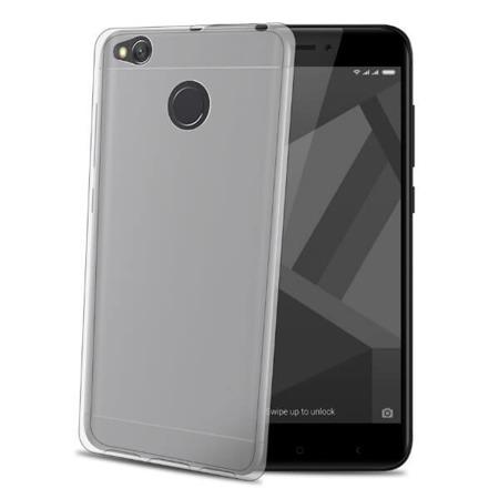 Etui Case Celly Gelskin do Xiaomi Redmi 4X przezroczyste