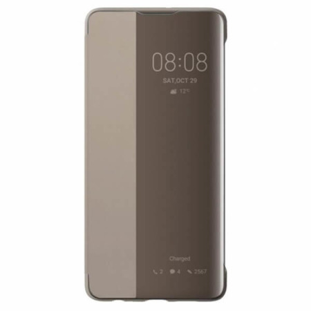 Etui Smart Cover do Huawei P30 khaki
