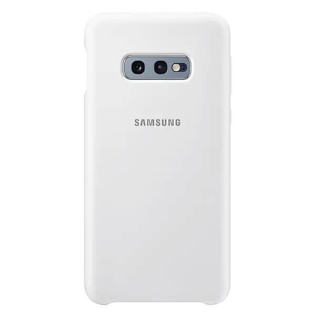 Etui do Samsung Galaxy S10e białe