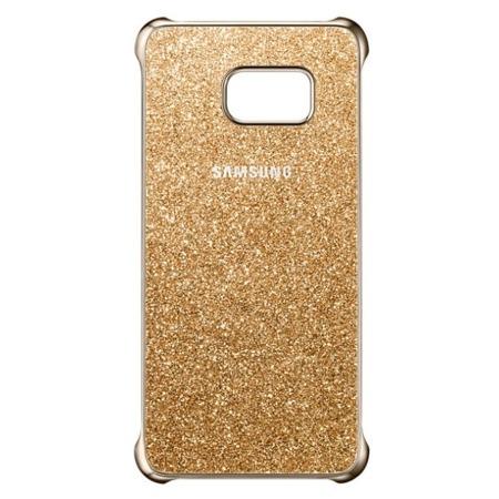 Etui plecki do Samsung Galaxy S6 Edge Plus, Złote