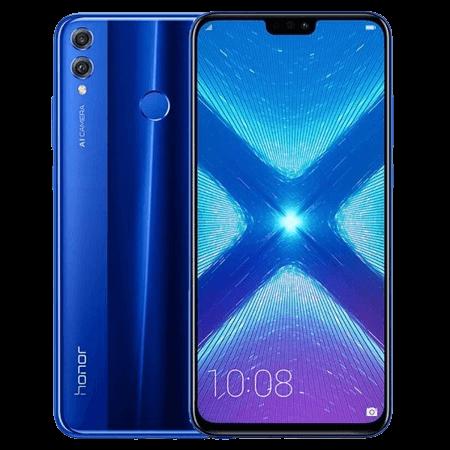 Honor 8X 4/128GB niebieski