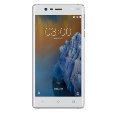NOKIA 3 Dual Sim 16GB Biały