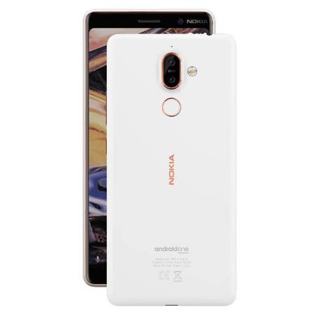 Nokia 7 Plus 64GB Dual SIM biała