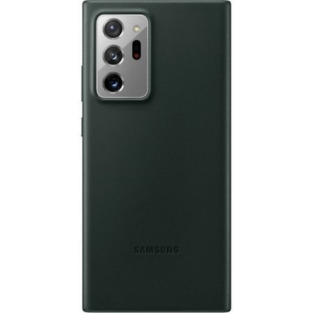 SAMSUNG Leather Cover Note 20 Ultra Green EF-VN985LGEGEU