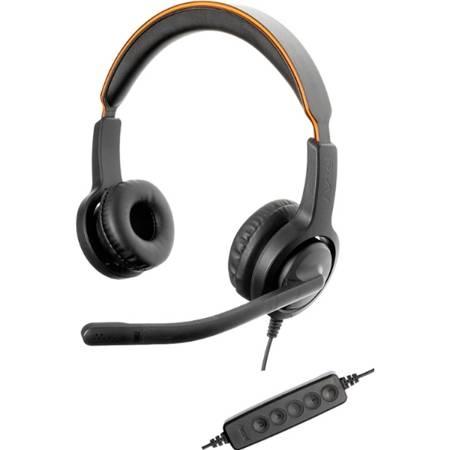Słuchawki z mikrofonem Axtel Voice UC40 duo NC