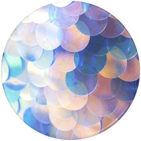 Uchwyt PopSockets Shimmer Scales Gloss wymienne krążki