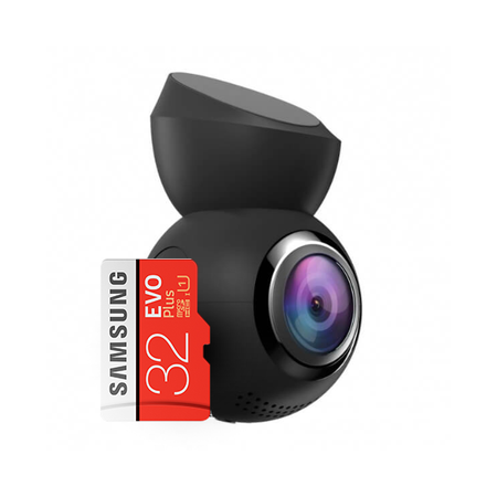 Zestaw: Wideorejestrator Navitel R1050 + karta MicroSD 32GB