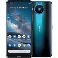 Smartfon Nokia 8.3 5G 8/128GB niebieski